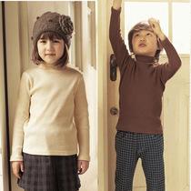 原单 女童 男童 半高领薄款毛衣 打底毛衣 价格:30.00