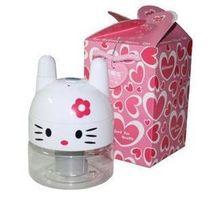 [佳丽龙]办公室迷你小型加湿器 空气净化器 KT小猫/kT兔 价格:58.00