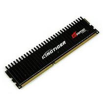 金泰克 Kingtiger台式DDR3 1600 4G内存条 速虎游戏版 台式机内存 价格:235.00