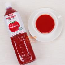 整箱包邮 美丽俏佳人 可果美纯正番茄汁1000ml 无糖减肥纤体饮料 价格:15.90