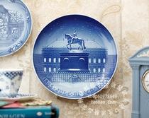 【泊�w】皇家哥本哈根 B &G 1895-1970 75�L年�o念瓷�P�}��皇城 价格:595.00