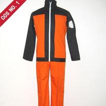 【漫游动漫】cosplay服装 火影忍者 漩涡鸣人 衣服二代疾风传套装 价格:85.00