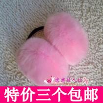 季冬女超大保暖可爱耳套 韩版仿兔毛耳包耳捂 毛毛耳罩耳暖 价格:12.00