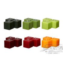 ◆怡然宜家◆IKEA 费康迪 无香型阔形蜡烛(9件套)◆专业宜家代购 价格:24.90