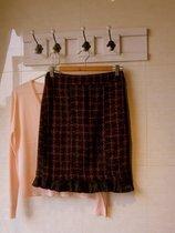 """""""淑女""""韩国进口媲美莱茵,ILC ,SISLEY 毛呢半裙 价格:178.00"""