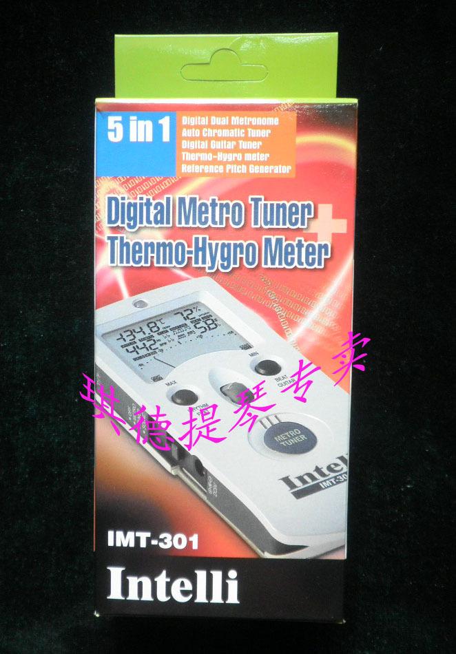 韩国原装 Intelli IMT-301 5合1 电子节拍器 进口节拍器IMT301 价格:280.00
