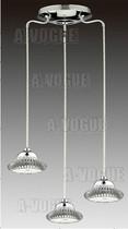 新款 金达莱品牌 节能环保LED餐厅吊灯-3 价格:945.00