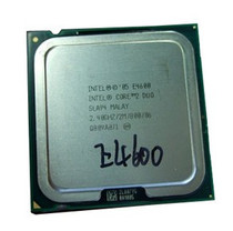 intel 酷睿2双核 E4600 2.4G 2M 800 775 Core2 Duo E4600 CPU 价格:165.00