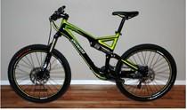 美国ebay代购 Specialized Stumpjumper FSR Elite闪电山地自行车 价格:18046.00
