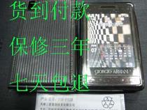 二手Samsung/三星 SGH-P528三星阿玛尼P528 三码合一送蓝牙P520 价格:1500.00