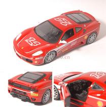 ★优卡车模★ 1:18 汽车 模型 法拉利F430 14号花色 精致版 价格:245.00