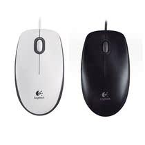 罗技M100R USB有线台式机鼠标 正品行货 黑白 全国联保 价格:45.00