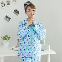 2013春季100%纯棉绒布可爱卡通米奇女士睡衣 家居服  精品包装 价格:48.00