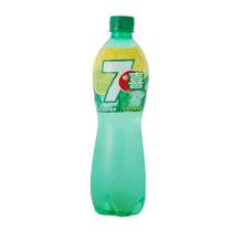 【天猫超市】 七喜柠檬味碳酸饮料  600ml/瓶百事可乐荣誉产品 价格:2.24