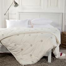 多喜爱家纺秋冬新品 1+1生态cotton被/被子 贴身天然元绒棉花被 价格:430.14