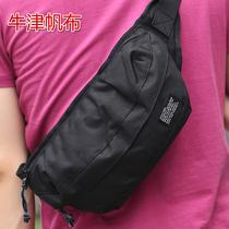 韩版胸包 时尚男士腰包2012新款男包帆布腰包潮 户外运动休闲包包 价格:28.70