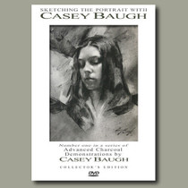 Sketching the Portrait with Casey Baugh 素描人物肖像 1DVD 价格:8.00