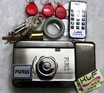 福睿/一体刷卡锁/遥控锁/电控锁/出租屋锁/感应锁 刷卡锁 门禁锁 价格:215.00