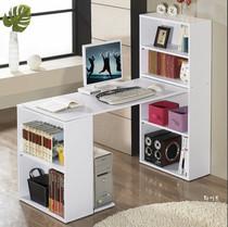 雅美乐E0级环保 书柜电脑桌 特价时尚台式家用电脑桌 办公书桌 价格:100.00