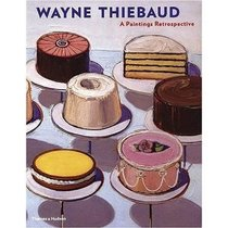 Wayne Thiebaud: A Paintings Retrospective 伟恩 第伯画集 价格:441.00