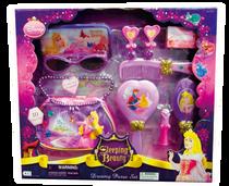 原装正品 迪士尼玩具 睡美人梦幻化妆包62887/趣味玩具 价格:68.00