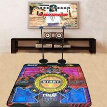 新款加厚 四代电脑USB 手舞足蹈舞毯 EZ2两手感 家用跳舞机 价格:139.00