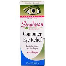 特价 瑞士Similasan天然健康舒缓 滴眼液*10ml*电脑用眼必备 价格:68.00