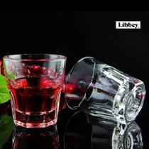 美国 利比 Libbey 直布罗陀 果汁杯 水杯 威士忌杯 KTV酒吧烈酒杯 价格:7.50