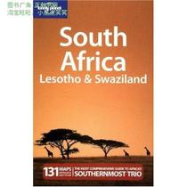 Lonely Planet South Africa Lesotho & Swaziland/正版图书 价格:125.60