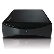 促销汇包邮正品Verbatim/威宝 黑海II 2TB USB3.0 3.5寸 移动硬盘 价格:529.00
