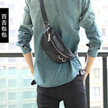 【百吉】2013新品 男士腰包 胸包逛街包小包包荔枝纹PU皮包休闲包 价格:39.00
