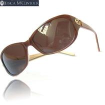 马克兰JessicaMcclintock太阳镜板材眼镜优雅运动镜片茶色镜面防 价格:280.80