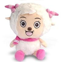 毛绒玩具公仔 布娃娃 喜洋洋与灰太狼 美羊羊 儿童生日贴心礼物 价格:10.00
