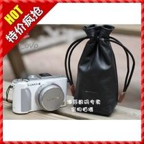 包邮松下GX1LX5LX7相机包GF3GF5zs20ZS10TZ相机包皮套羊皮袋 价格:68.00