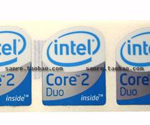 大号 Intel Core 2 DUO电脑标签 美化标签 台式机笔记本LOGO标志 价格:1.50