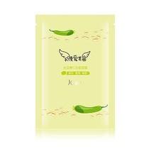 静佳天使爱美丽丝瓜薏仁白皙面膜单片 淡斑  正品 11片35包邮 价格:10.00