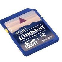 【捷讯数码】金士顿 SDHC 4GB Class4行货 『特价』 价格:39.00