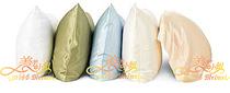 玻利维亚爽滑丝缎家纺靠垫套抱枕套靠枕套及特殊规格订制不含芯 价格:15.00