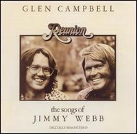 Glen Campbell Reunion The Songs of Jimmy Webb 美版 价格:95.00