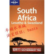 Lonely Planet South Africa Lesotho & Swaziland/正版书籍 价格:124.90