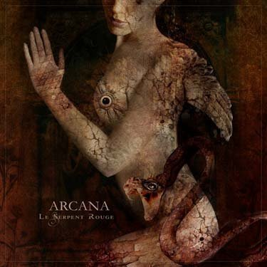 Arcana -《Le Serpent Rouge》 价格:16.00