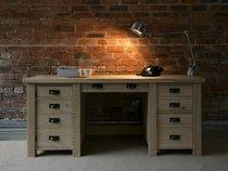 丽莎家具便捷电脑桌 台式家用写字台 简约时尚书桌 办公桌 价格:3080.00