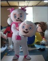 卡通服装 卡通人偶 表演服装 喜羊羊 灰太狼 喜羊羊美羊羊 价格:400.00
