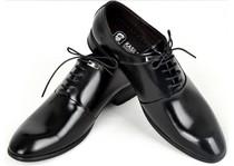 2013头层牛皮老人头尖头皮鞋 男式上班结婚穿内增高真皮欧版男鞋 价格:98.00