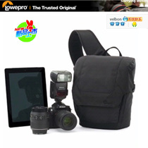 2013新款乐摄宝 lowepro urban photo sling 150 斜背包 ipad包 价格:440.00