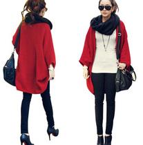 2013春秋装新款韩版羊绒针织开衫女长款开衫针织衫外套大码 价格:29.00