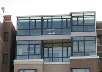 凤铝断桥铝门窗/德国蓝卡断桥铝/断桥铝门窗封阳台安慧北里余款 价格:3240.00