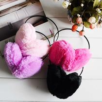 秋冬暖暖☆超可爱人气款甜美糖果色耳套 绒绒款 多色入 价格:8.80