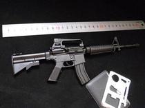 M4A1金属模型枪 1∶3狙击步枪/工艺武器模型枪 玩具枪不可发射 价格:128.00