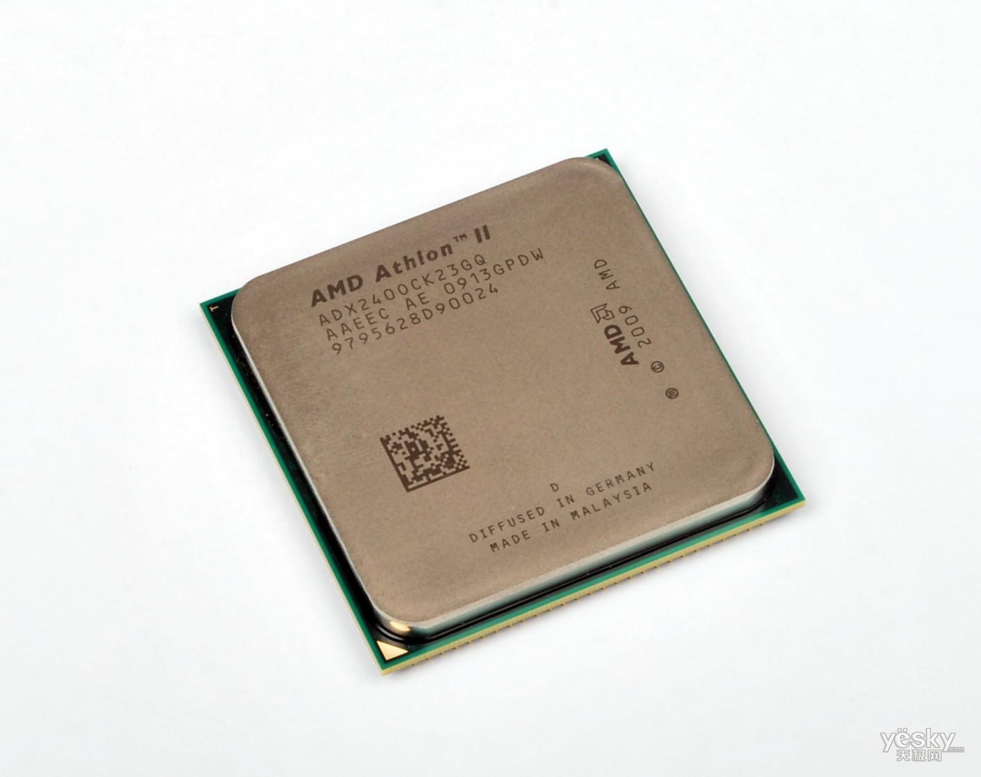 AMD 速龙 X2 240  2.8G  L2=2M  散片一年保 价格:217.00